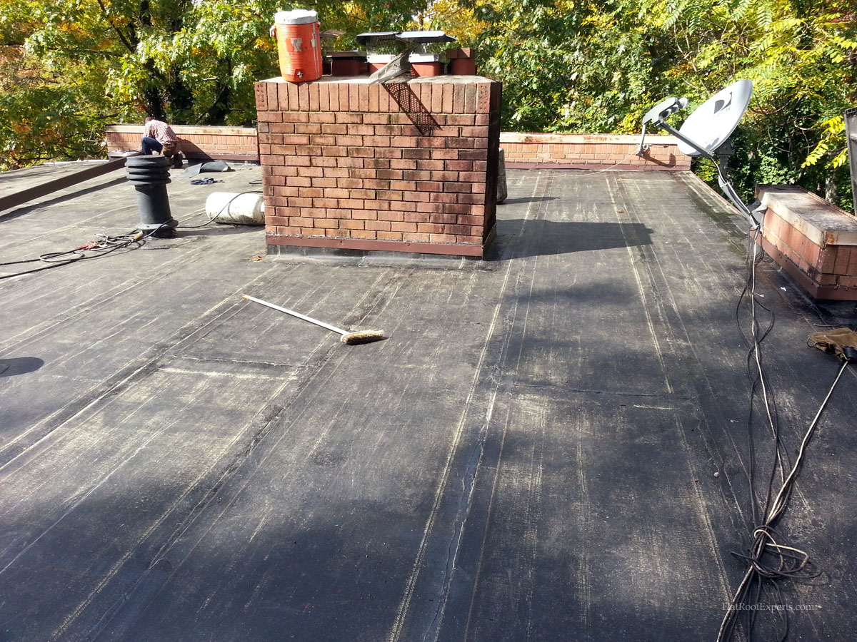 Flat Roof Experts, chimney repairs