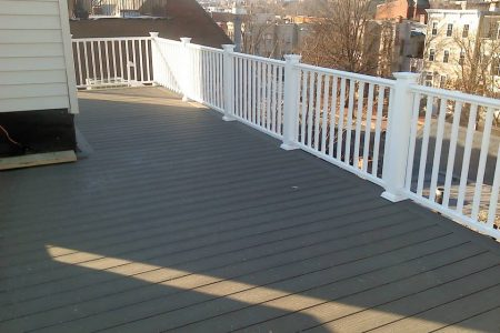 decks and additions, Johnson home improvements
