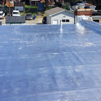 flat roof replacement, dc metro